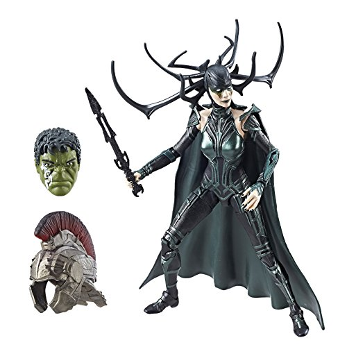 Marvel E1367EL2 Best of Legends Series Hela Action - Decorative Figure, 15,2 cm