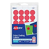 Best Avery Color Laser Printers - Avery Print/Write Self-Adhesive Removable Labels, 0.75 Inch Diameter Review