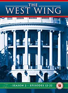 The West Wing - Season 2 Part 2 [VHS] [2001]