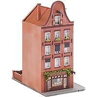 Faller FA 232335 – Ciudad Antigua Casa con carga de puros, accesorios para el diseño