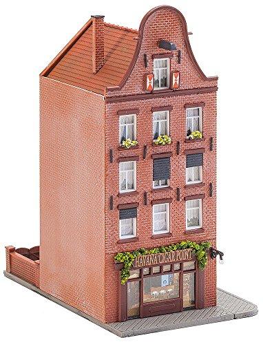 Faller FA 232335–Ciudad Antigua Casa con carga de puros, accesor