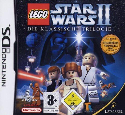 Die klassische Trilogie (Lego Star Wars-palast)