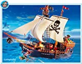 Playmobil Piratenschiff 5778