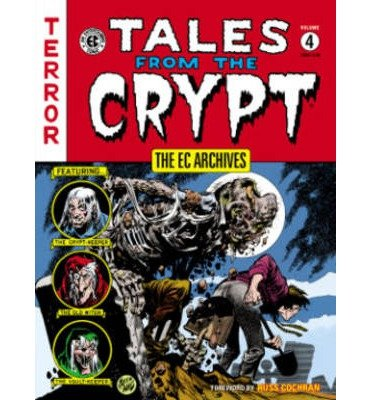 [(The EC Archives: Tales from the Crypt Volume 4)] [ By (author) Bill Gaines, By (author) Jerry Defuccio, Edited by Daniel Chabon, By (author) Al Feldstein, By (artist) Bernie Krigstein, By (artist) George Evans, By (artist) Will Elder, By (artist) Graham Ingels, By (artist) Jack Kamen, By (artist) Jack Davis ] [November, 2013]