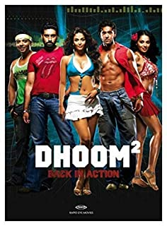 Dhoom² - Back in Action