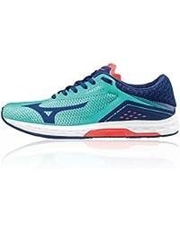 meet def8a c10ea Mizuno Wave Sonic Wos, Zapatillas de Running para Mujer
