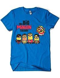 Camisetas La Colmena 208-The Big Minion Theory (Donnie)