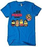 Camisetas La Colmena 208-The Big Minion Theory (Donnie) Royal M
