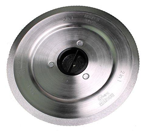 Bosch/Siemens 12012147 Wellenschliff-Messer für Allesschneider (passende Typen siehe Artikeltext)