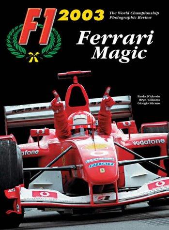 Formula 1 2003: Ferrari Magic por Paolo D'Alessio