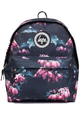 HYPE FLORAL BACKPACK - mochila escolar de Material Sintético Unisex adulto