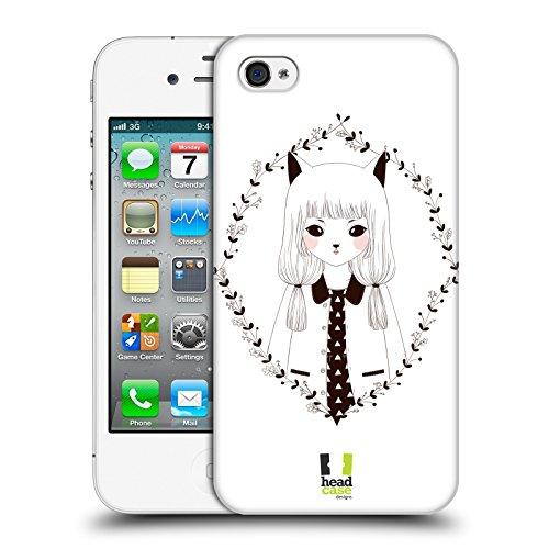 Head Case Designs Biche Jeunes Filles Des Sauvages Étui Coque D'Arrière Rigide Pour Apple iPhone 3G / 3GS Renard