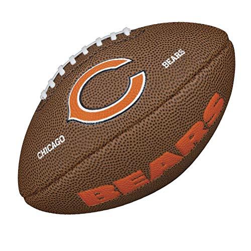 Chicago Mini (Wilson NFL Chicago Bears Mini Soft Touch Football)