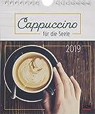 Cappuccino für die Seele 2019 - Postkartenkalender -