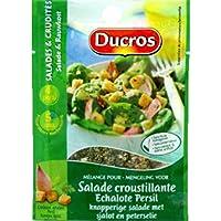 Ducros Quelle Salade Croustillante! Échalote Persil Le sachet de 20g - Prix Unitaire - Livraison Gratuit Sous...