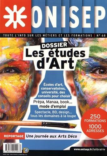 Les études d'art