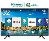 Hisense H32BE5500 80 cm (32 Zoll) Fernseher (HD, Triple Tuner, Smart-TV)