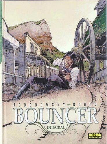 Bouncer (Comic Europeo (norma)) por Alejandro Jodorowsky