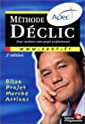 Méthode Déclic pour conduire votre projet professionnel par agence pour l`emploi des cadres APEC