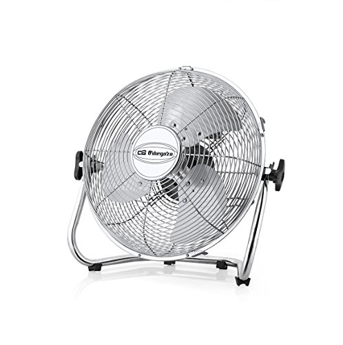 Orbegozo PW 1320 – Ventilador industrial, Power Fan, 3 velocidades, asa