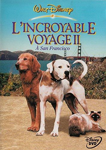 L'Incroyable voyage 2 [Francia] [DVD]
