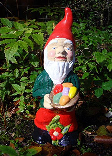 Garden Gnome ~ Billie ~ fruitbowel