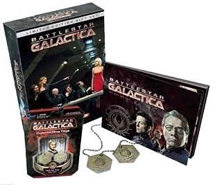 Battlestar Galactica: 4th Season [DVD] [Region 1] [US Import] [NTSC] (B001P4D8Z4) | Amazon price tracker / tracking, Amazon price history charts, Amazon price watches, Amazon price drop alerts