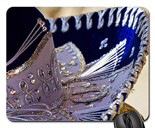 o Hat Mariachi Mexican Traditional Fiesta ()