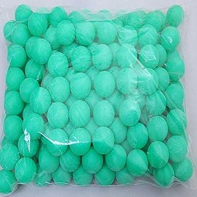 Coface Bolas de la lotería 150Pcs Scrub Mesa de ping pong pelota de ping pong