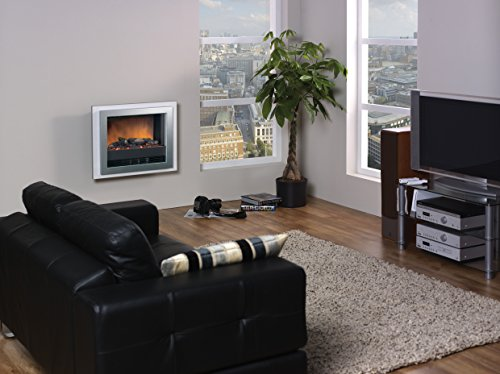 51E6DeBCJrL - Dimplex Bizet 2KW FSC Wall Mounting Electric Fire