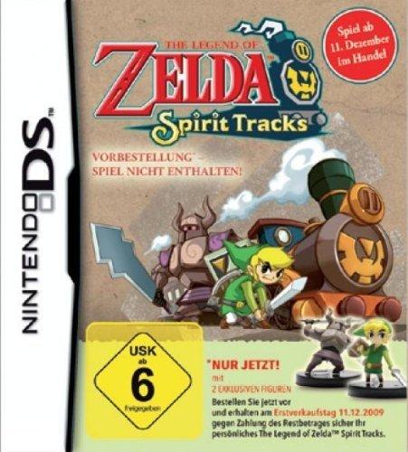 The Legend of Zelda: Spirit Tracks - Zelda & Phantom Figuren (Figur)