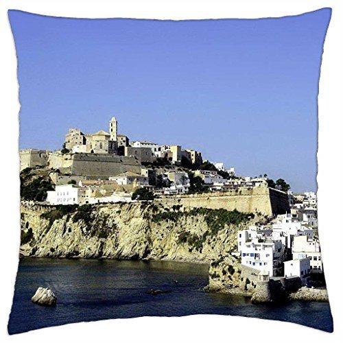Islas Baleares–Ibiza–Funda de almohada manta (16
