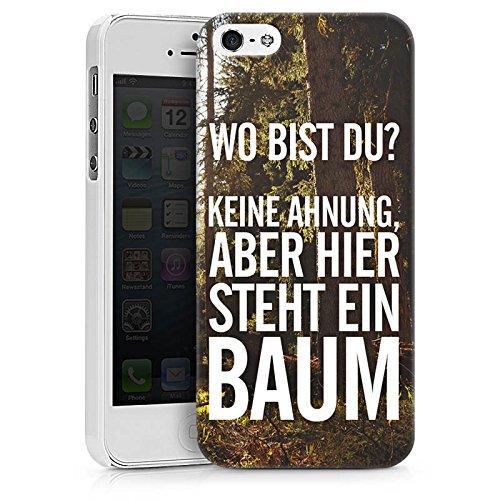 Apple iPhone X Silikon Hülle Case Schutzhülle Sprüche Humor Spruch Hard Case weiß