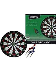 AK Sport SportX Zielscheibe + 6Darts 37cm