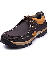Arthur Men's PU Casual Boots