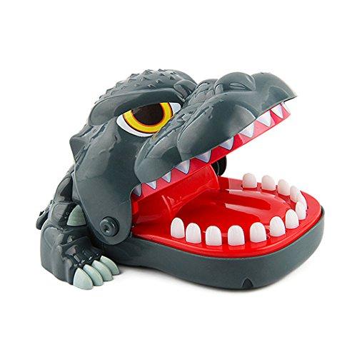 pielzeig Zahnarzt Kinderspiel Beißen Hand Krokodil Spiel Kinder Geschenk für Familie Party (Typ 4) ()
