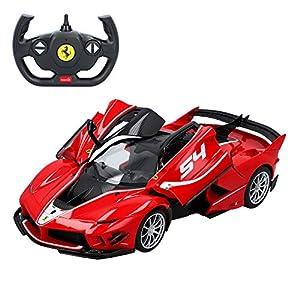 Rastar - Coche teledirigido 1:14 Ferrari FXX K EVO (46352)