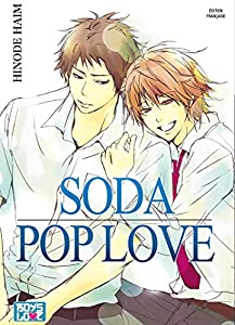 Soda Pop Love Edition simple One-shot