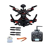 RC Drone with Camera Walkera Runner 250 Advance RTF Quadcopter OSD DEVO 7 Remote Control by Walkera