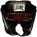 Leone 1947 Training Casco, Unisex Adulto, Nero, M
