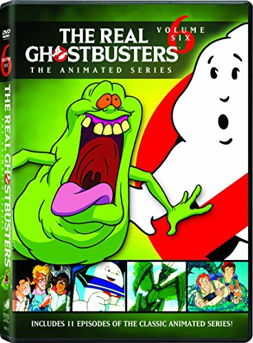 The Real Ghostbusters Volume 6