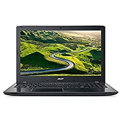 Acer E5-575 (Intel Core i3-7200U (7th Gen) /4GB / 1TB / DVDRW / DOS) Obsidian Black