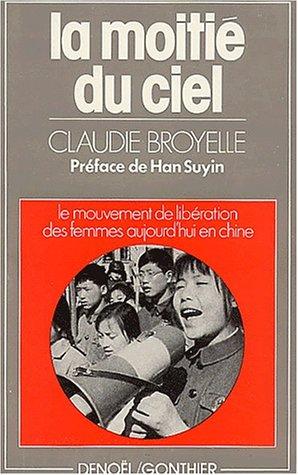 Moitié du ciel par C. Broyelle