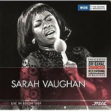 Sarah Vaughan - Live in Berlin 1969