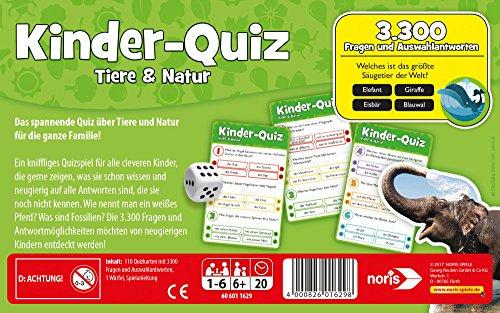 Noris-Spiele-606011629-Kinderquiz-Tiere-Natur-Kinderspiel