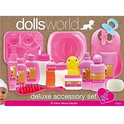 Dolls World 8850 Accessories Set, Multi-Colour