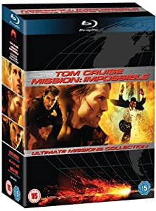Mission Impossible: Ultimate Missions [Blu-ray] [2008]