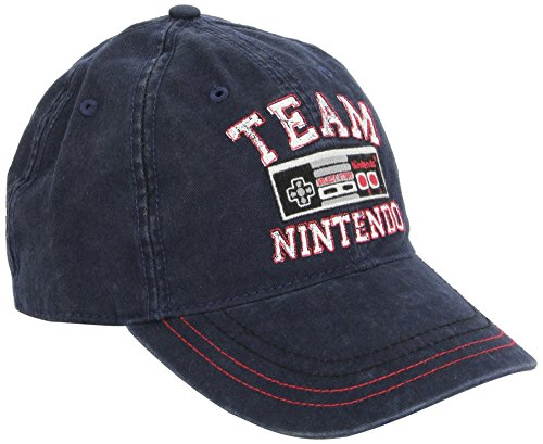 Casquette 'Nintendo' - Team Nintendo Adjustable
