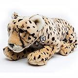 Kuscheltiere.biz Gepard ACIMA Schlenkertier Plüschtier 88 cm