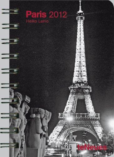 Paris 2012 Pocket Calendar
